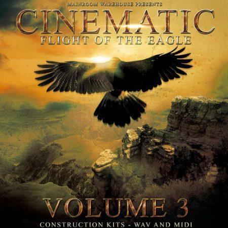 Cinematic Flight Of The Eagle Volume 3