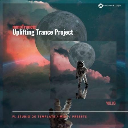 nanoTrance - Uplifting Trance Project Vol 6 600
