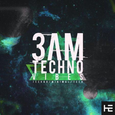 3AM Techno Vibes By Helion Samples