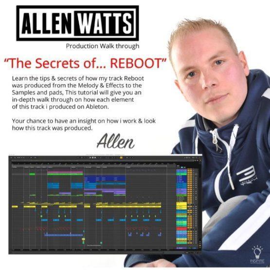 Allen Watts - Reboot Video Walkthrough
