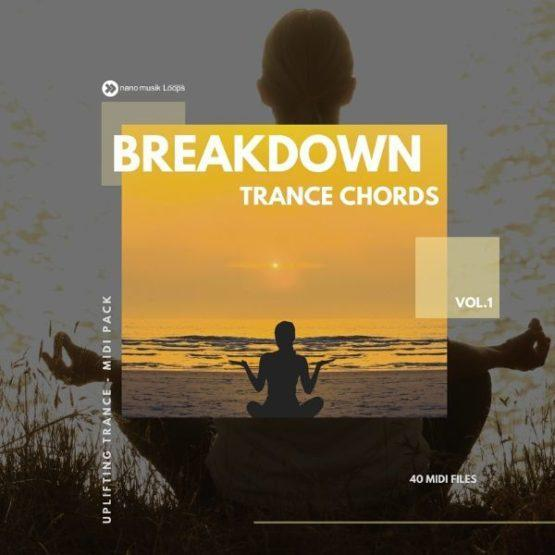 Breakdown Trance Chords Vol 1 By Nano Musik Loops