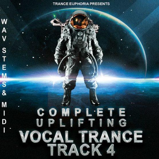 Complete Uplifting Vocal Trance Track 4 Wav Stems & MIDI By Trance Euphoria