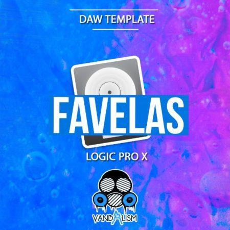 Logic Pro X - Favelas By Vandalism