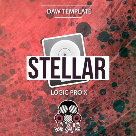 Logic Pro X - Stellar By Vandalism