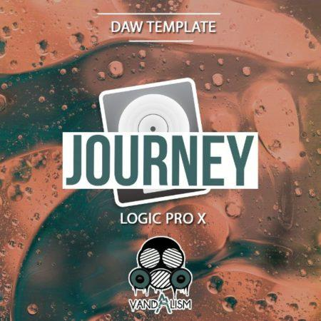 Logic pro x - Journey By Vandalism