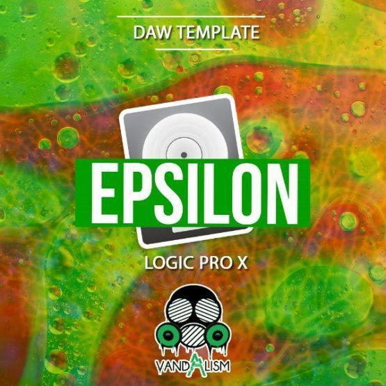 Logic x - Epsilon By Vandalism