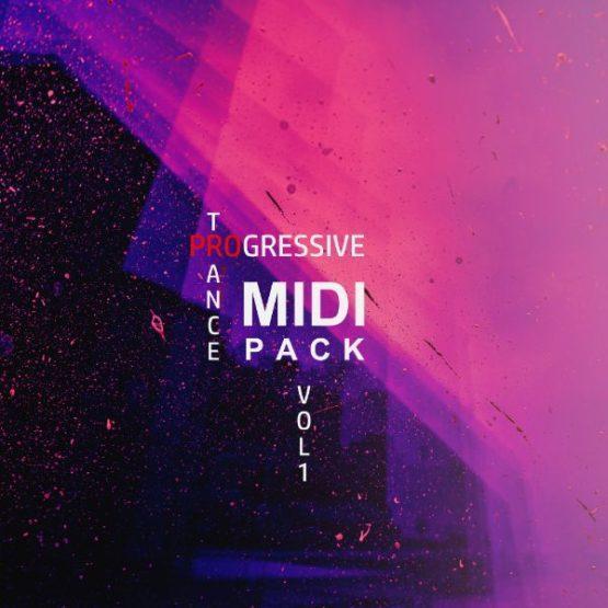 Progressive Trance MIDI Pack Vol 1 By Sendr