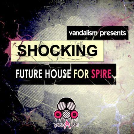 Shocking Future House For Spire By Vandalism