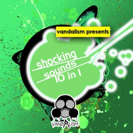 Shocking Sounds 10in1 By Vandalism