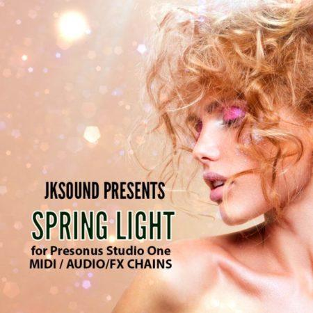 Spring Light (Studio One Template) By Jksound