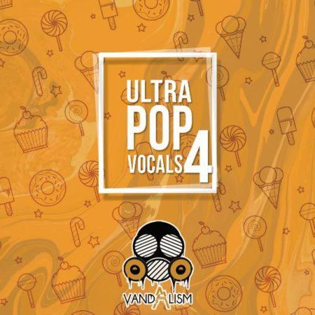 Ultra Pop Vocals 4 By Vandalism