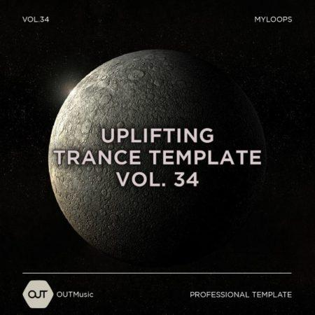 Uplifting Trance Template Vol.34 - Exoplanet By OUT Music