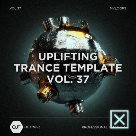 Uplifting Trance Template Vol.37 - Flight 3331 By OUT Music