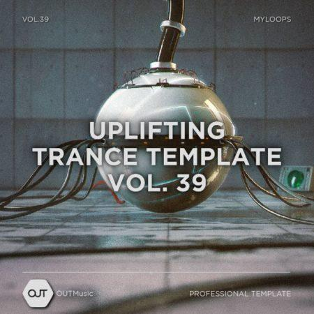 Uplifting Trance Template Vol.39 - Sawave By OUT Music