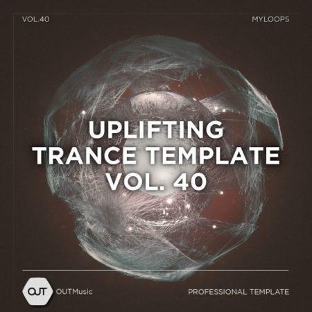 Uplifting Trance Template Vol.40 - Artifact By OUT Music