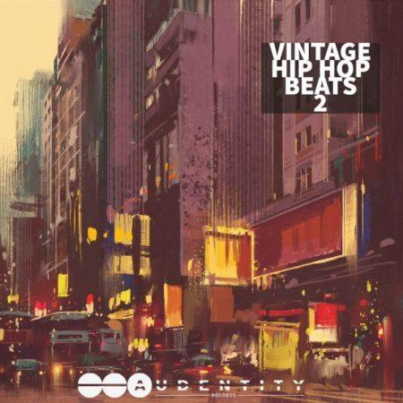 Vintage Hip Hop Beats 2 By Audentity Records