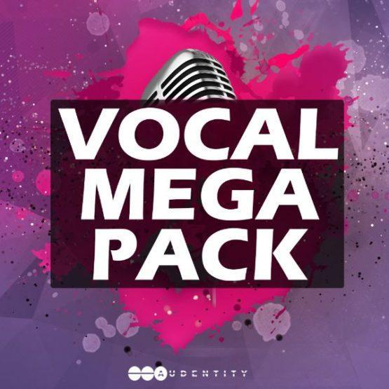 Vocal Megapack By Audentity Records