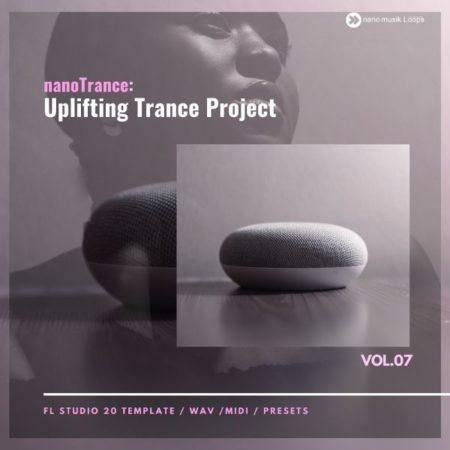 nanoTRANCE Uplifting Trance Project Vol 7 By Nano Musik Loops