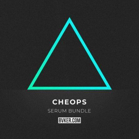 BVKER - Cheops Serum Bundle