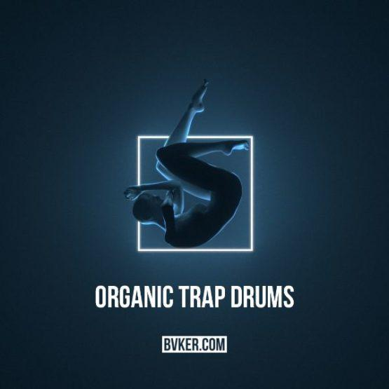 BVKER - Organic Trap Drums
