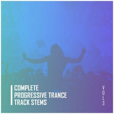 Complete Progressive Trance Track Stems Vol 3 By Sendr