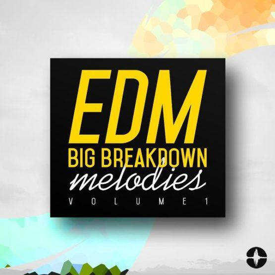 Helion Samples EDM Big Breakdown Melodies Volume 1