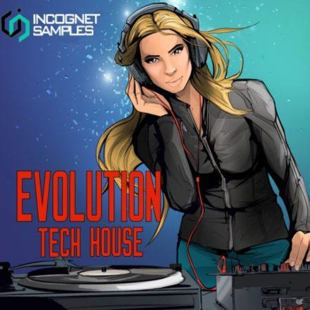 Incognet - Tech House Evolution