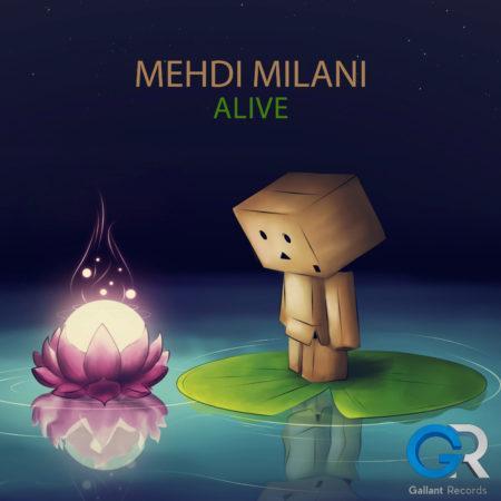 Mehdi Milani - Alive (FL Studio Template)