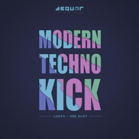 Modern Techno Kick By Aequor Sound