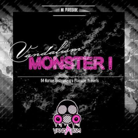 Monster! By Vandalism
