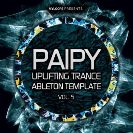 Paipy Uplifting Trance Ableton Template Vol. 5