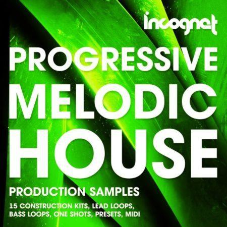 Progressive and Melodic House By Incognet