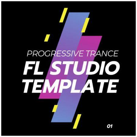 Progressive Trance FL Studio Template Vol. 1 By Sendr