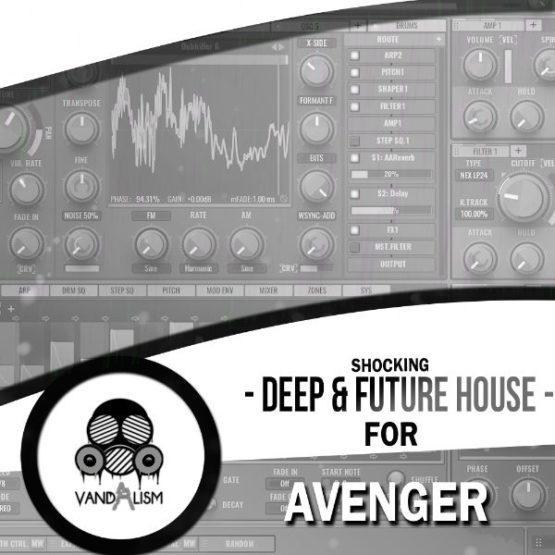 Shocking Deep & Future For Avenger By Vandalism