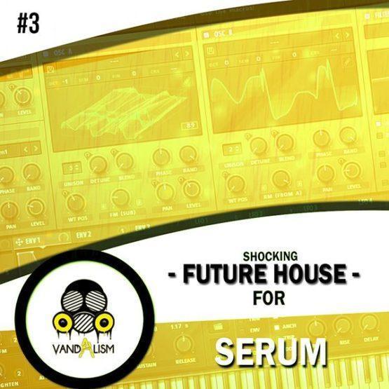 Shocking Future House For Serum 3 By Vandalism