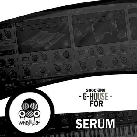 Shocking G-House For Serum By Vandalism