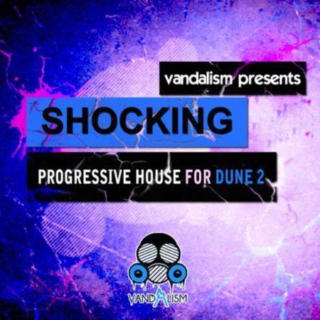 Shocking Progressive House For Dune 2 By Vandalism