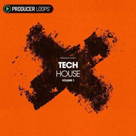Tech House Vol 1 By Producer Loops