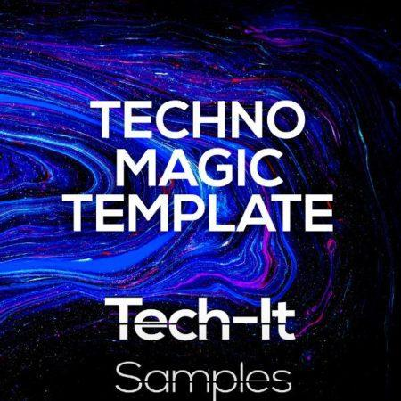 Tech-It Samples - Techno Magic Template (Boris Brejcha Style)