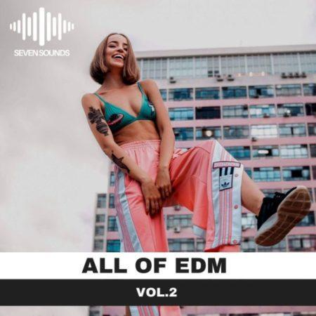 all of edm vol.2 By Seven Sounds