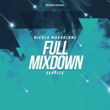 Nicola Maddaloni - Full Mixdown (Service)