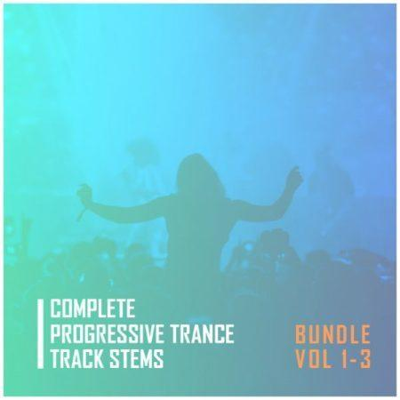 Complete Progressive Trance Track Stems Bundle (Vol 1-3)