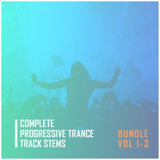 Complete Progressive Trance Track Stems Bundle (Vol 1-3)