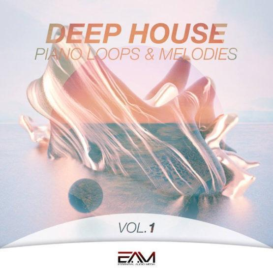 Deep House Piano Loops & Melodies Vol 1 By Essential Audio Media