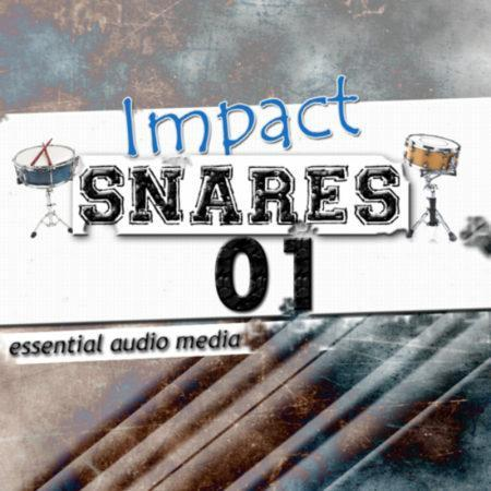 Impact Snares 1 By Essential Audio Media