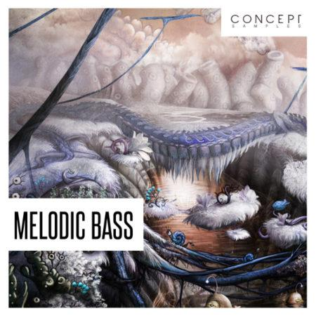 Melodic Bass By Concept Samples