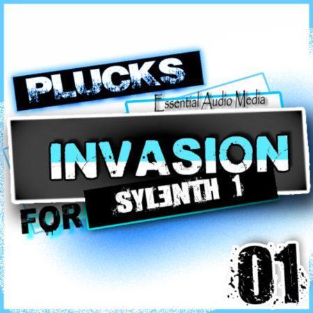 Plucks Invasion 1 By Essential Audio Media