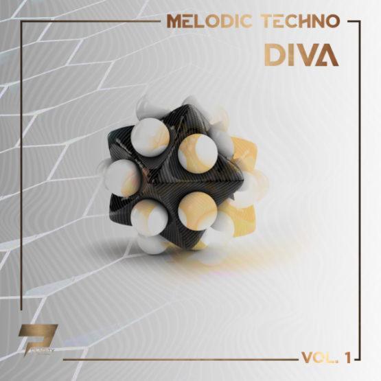 Polarity Studio - Melodic Techno Loops and Diva Presets Vol.1