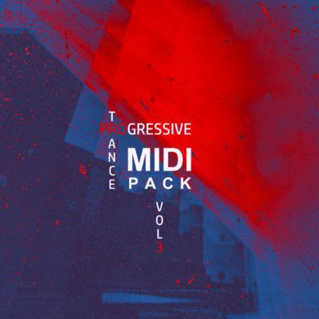 Progressive Trance MIDI Pack Vol 3 By Sendr