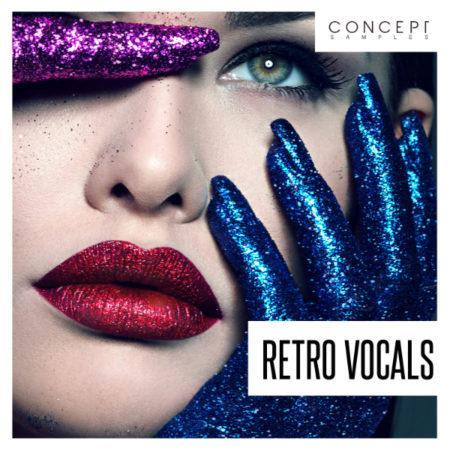 Retro Vocals By Concept Samples